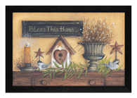 "MARY341-276 ""Bless This Home"""