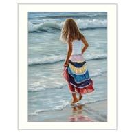 "JAN127-712W  ""The Striped Skirt"""