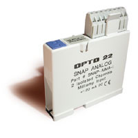 SNAP-AITM-i  (2-CHANNEL ISOLATED T/C AND MILLIVOLT INPUT MODULE)