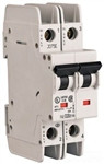 2-Pole 1A C-Curve UL 489 Miniature Circuit Breaker