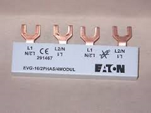 Two-Phase Four Pole Bus Bar for FAZ Supplementary Circuit Breakers