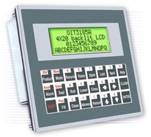 OIT3185-A00 (4-Line x 20-Character LCD Display, 24-Key User-Defined Keypad