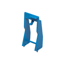 094.91.3 Plastic Retaining Clip, Blue, for 95.82.3 and 95.84.3 Sockets