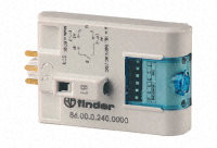 86.00.0.240.0000 (Multi-Function Timer Module; 12-240 VAC/DC; for use with relay and socket)