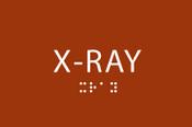 ADA X-Ray Sign