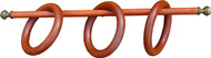 2961 Antique Bentwood Towel Holder