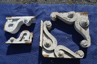 17254 A Collection of over 20 Victorian House Corbels