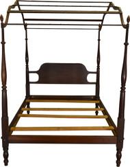 17447 Sheraton Canopy Bed – Full Size