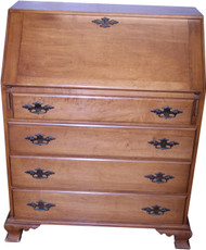 18262 Maple Governor Winthrop Desk – Ethan Allen