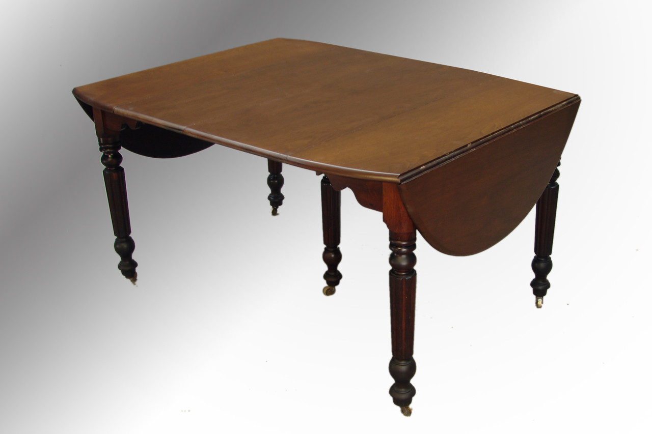 Dining Table Leaf Fitted
