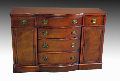 sold mahogany drexel duncan phyfe sideboard maine antique furniture rh maineantiquefurniture com duncan phyfe buffet hardware duncan phyfe buffet value