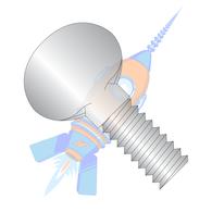 1/4-20 x 1-1/2 Thumb Screw Plain Full Thread 18-8 Stainless Steel