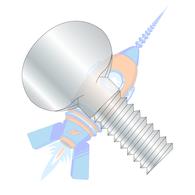 1/4-20 x 1 Thumb Screw Fully Thread Zinc