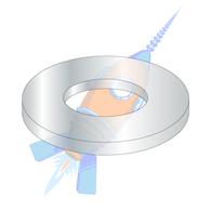 M5 Din 1 2 5 A Metric Flat Washer Zinc