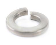 #2 Medium Split Lock Washer 18-8 Stainless Steel Black Oxide