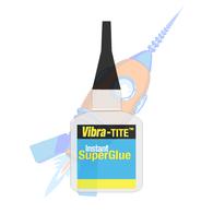 1OZ Instant Super LOW VISC Glue Cyanoacrylate Adhesive