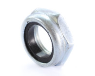 1-14 NTE Thin Pattern Nylon Insert Hex Lock Nut Zinc
