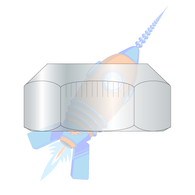 M12 x 1.50 Din 980 Prevailing Torque Hex Lock Nut Cad
