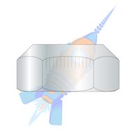 M12 x 1.75 Metric IFI B18.16.3M Prevailing Torque Hex Lock Nut Cad
