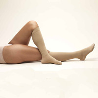 Truform Anti-Embolism - Knee High 18mmHg - Closed Toe