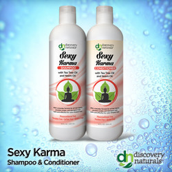 Sexy Karma Shampoo & Conditioner Combo Pack