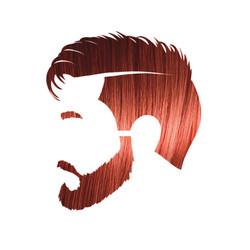 Manly Guy Dark Red
