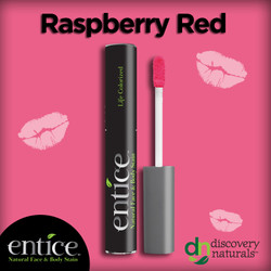 Raspberry Red Lip Stain