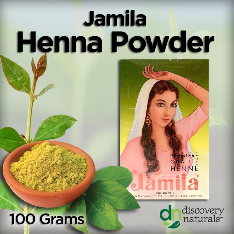 Henna Tattoo Kits For Sale: Jamila Henna Powder (100g)