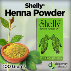 Shelly Henna Powder (100g)