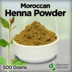 Moroccan Henna Powder (500g)
