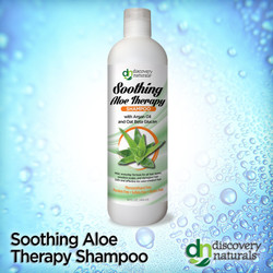Soothing Aloe Therapy Shampoo