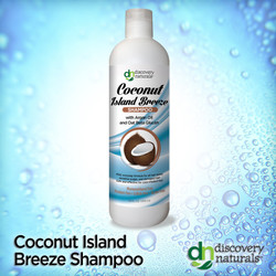 Coconut Island Breeze Shampoo