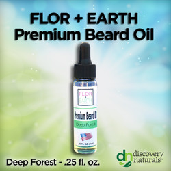 Beard Oil - Deep Forest