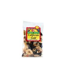 Apricots, Almonds, Apples, Dates, Walnuts, Banana Chips, Honey Roasted Peanuts, Pineapple, Raisins, Coconut and Papaya