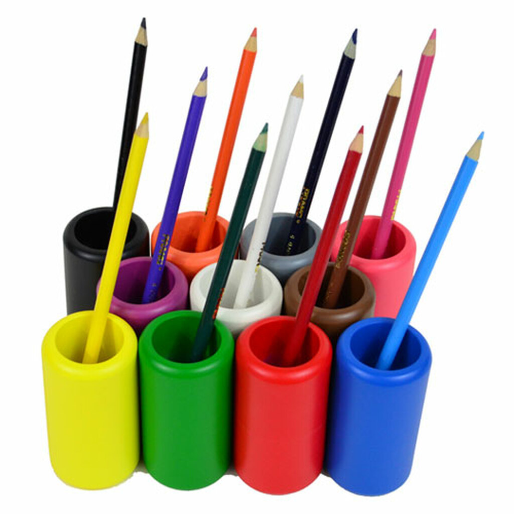 Coloured Pencil Holders