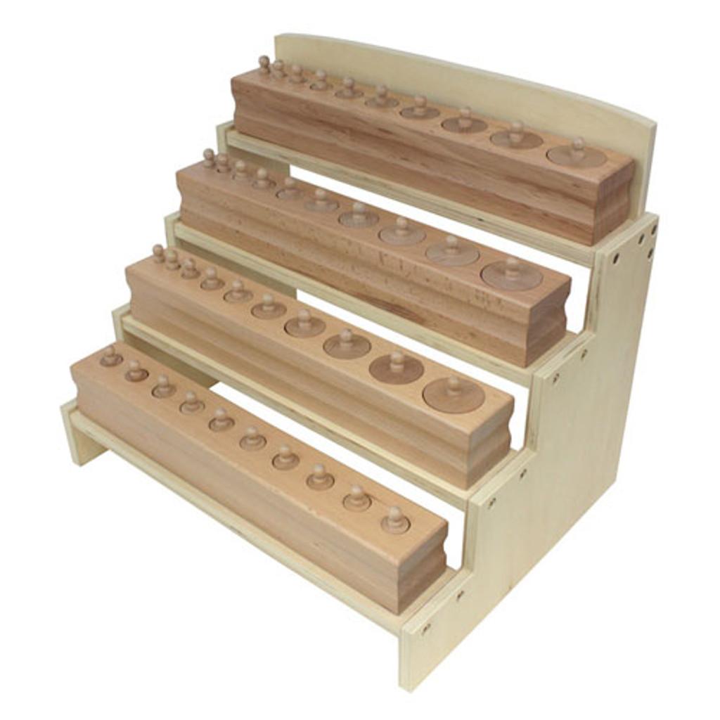 Rack for Cylinder Blocks