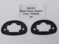 Wiper base Gasket Chev 1936-40