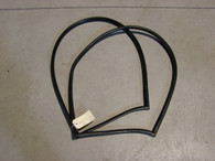 1946  CHEVROLET COUPE UTE  2 PIECE FRONT SCREEN RUBBER.