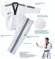 Adidas Super Master TKD Uniform