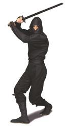 GTMA Ninja Uniform, Black