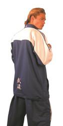 Adidas Budo Warm Up Suit (Dark Navy Color)