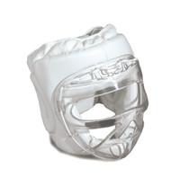 GTMA Vinyl Headgear w/ clear cage