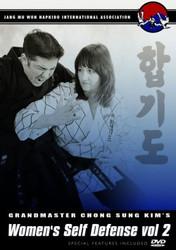 Hapkido DVD; Vol.10-1; Women's Self Defense, Vol.2