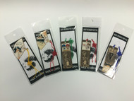 Bookmarks - Package of 5 Pieces