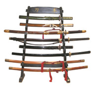 8 Piece Deluxe Sword Display Stand