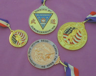 Custom Medals for Tournaments