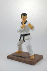 "Kukkiwon Fighting Stand Figurine (7"" Tall)"