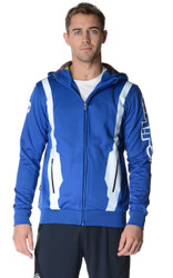 Royal Blue Polar Fleece Hoodie