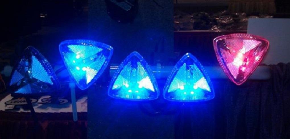 Police Bikes Bike Accessories Lights 4bike Police Com
