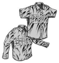 Mocean Stretch Patrol Shirts